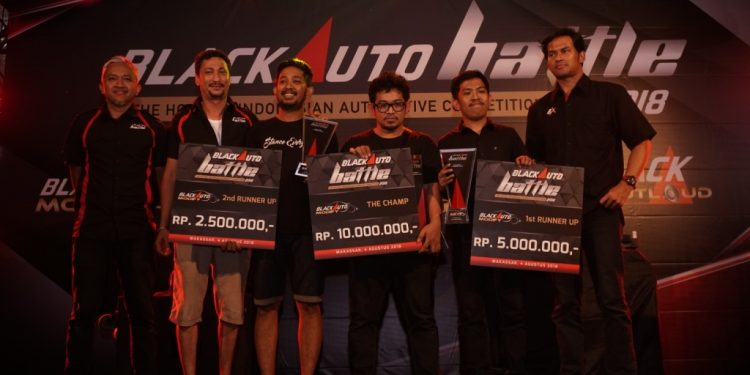 Black Auto Battle 2018