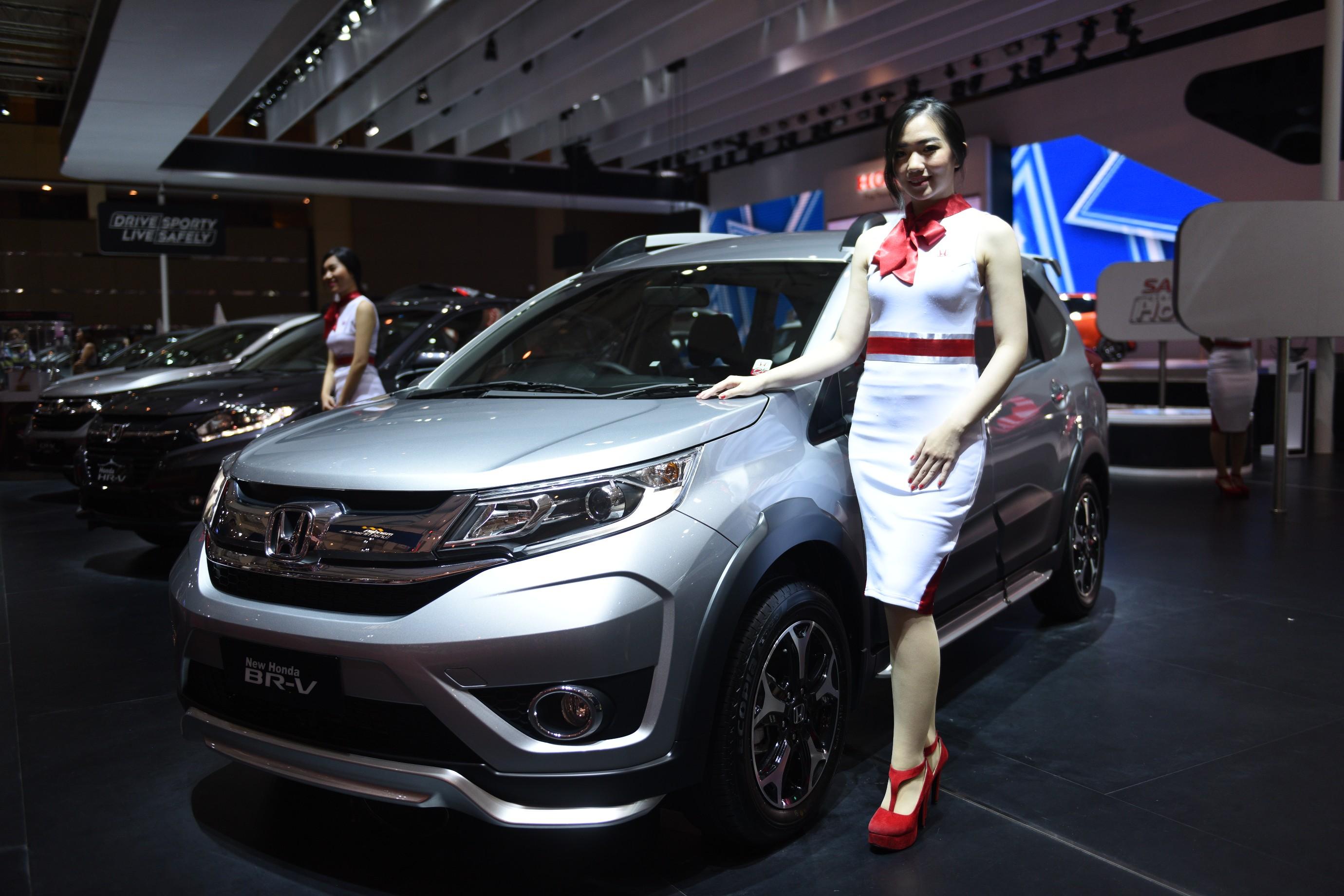 720 Gambar Modifikasi Mobil Honda Brv Gratis Terbaru