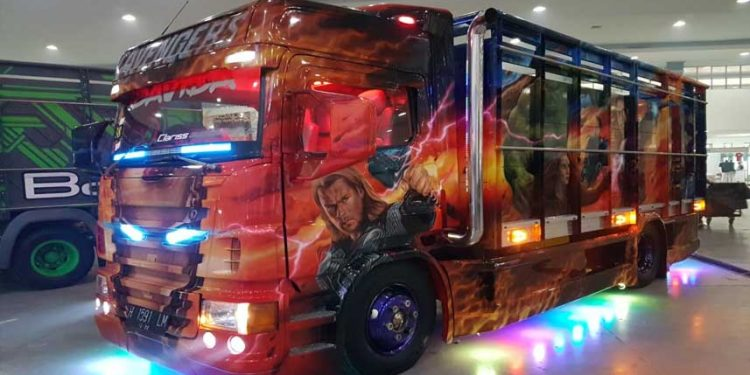 The Best King of Truck Modification