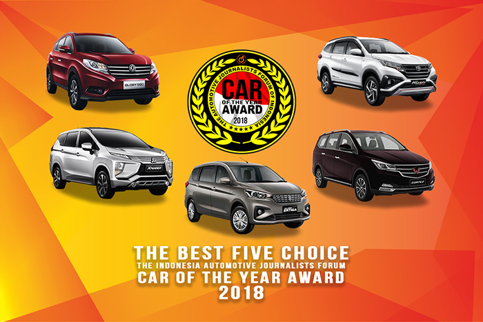 FORWOT Car of The Year 2018