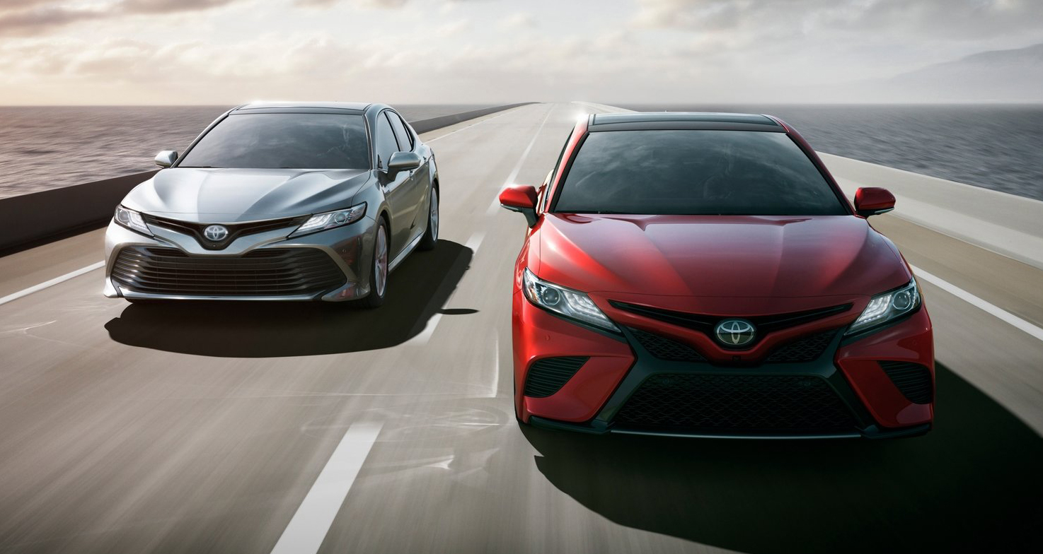 Toyota Camry Segera Mendarat Di Malaysia Indonesia Kapan