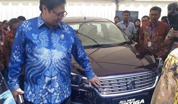 Spesifikasi All New Suzuki Ertiga