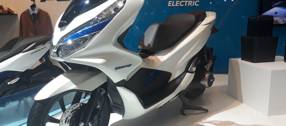 pcx electric