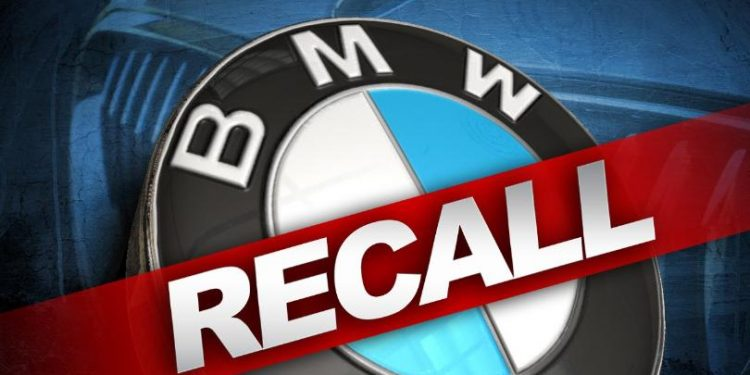 recall bmw diesel