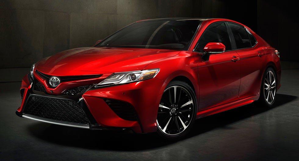Merek Toyota Camry Baru dijual di Carmudi Indonesia