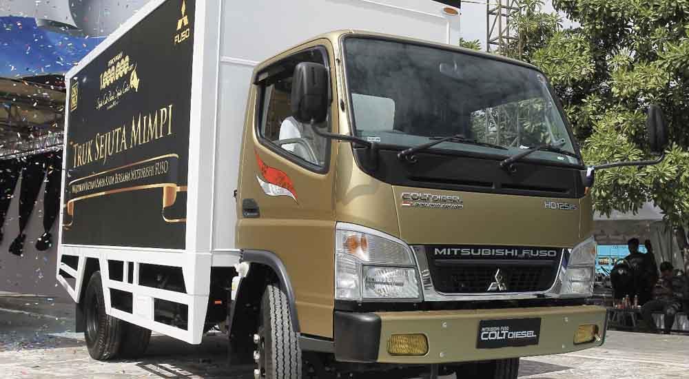 Gambar Modifikasi Truk Canter Terbaru Murah Meriah Mitsubishi Canter Bekas Cocok Buat Perintis Usaha
