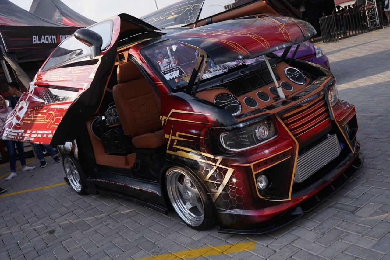 Modifikasi Suzuki Every