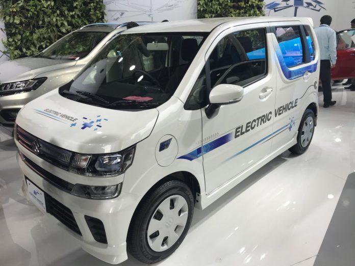 Mobil Listrik Suzuki
