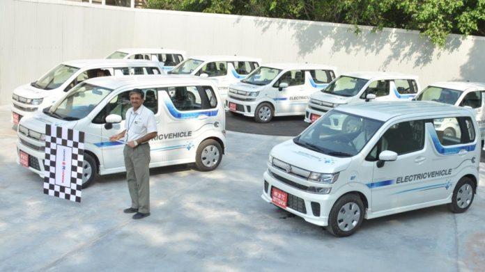Suzuki produksi mobil listrik