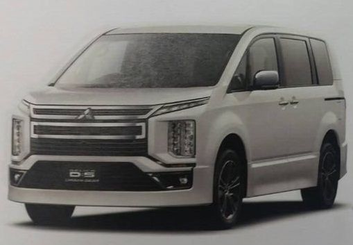 Mobil Baru Mitsubishi