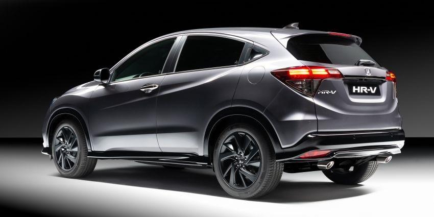 Honda HR-V Eropa
