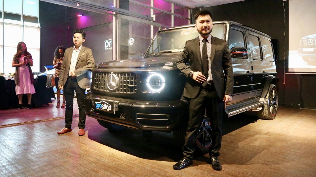 Mercedes-AMG G63 Edition 1 (Fransiscus Rosano/Carmudi)
