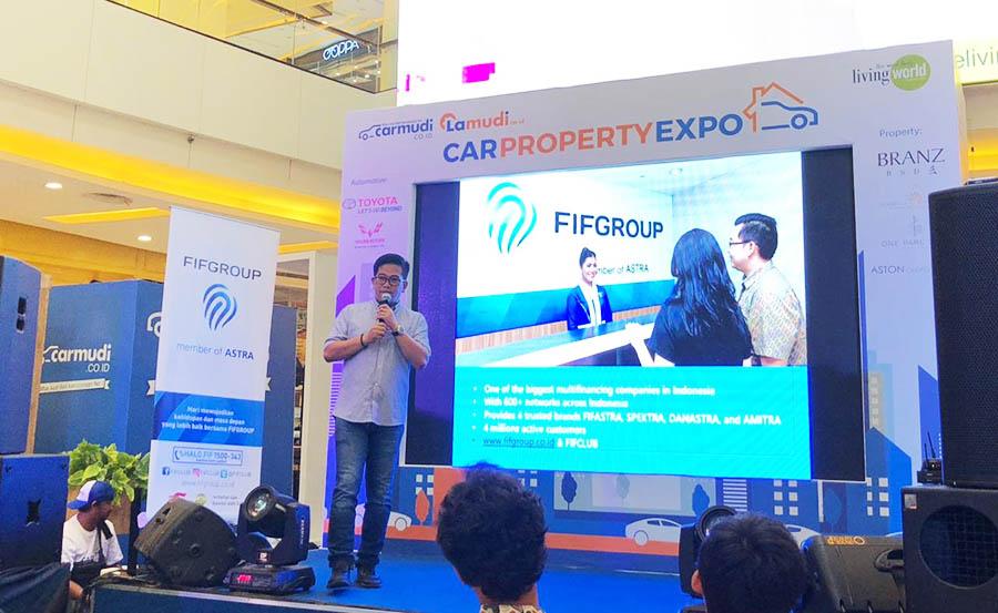 Car & Property Expo 2018