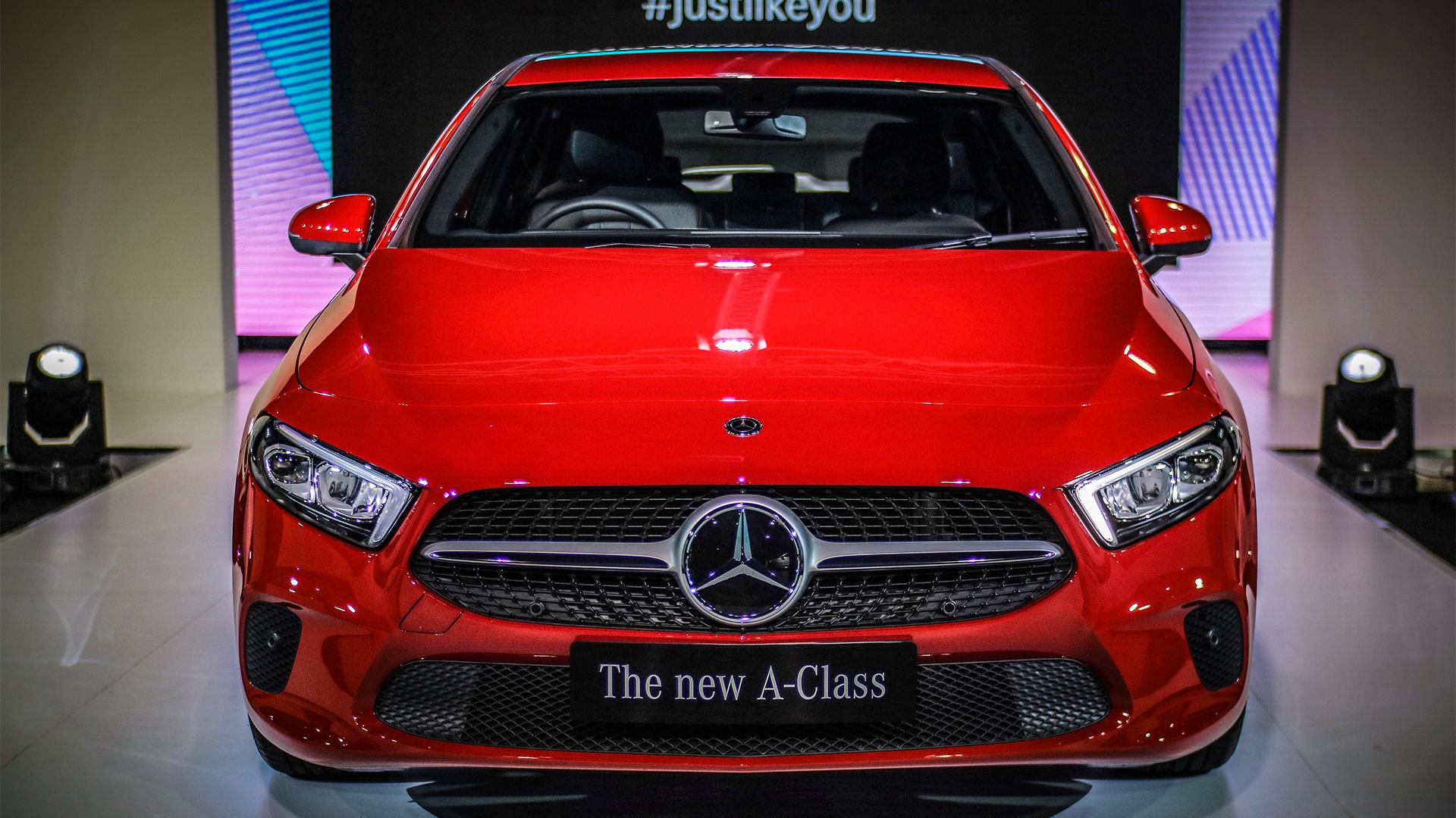 Mercedes-Benz A200 Progressive Line Indonesia
