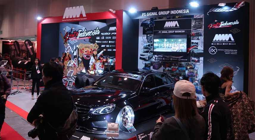 Indonesia Modification Expo 2018