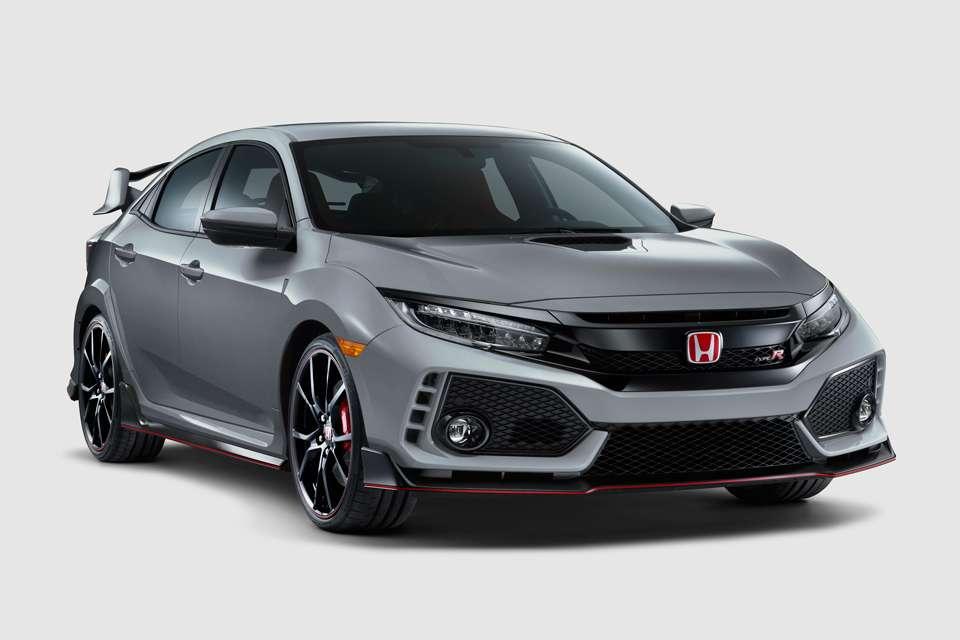 Honda Civic Type R Dan Civic Hatchback Terbaru Lebih Banyak Fitur