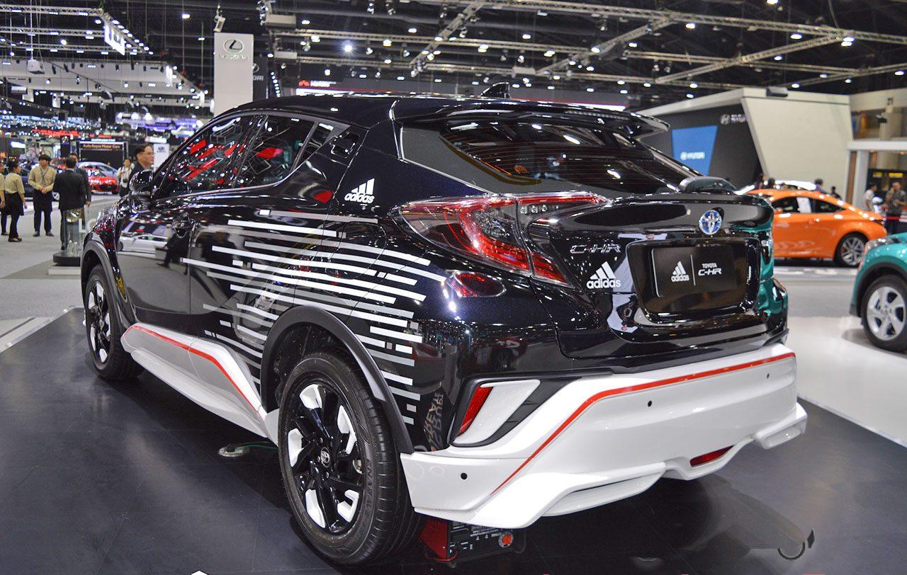 Kerennya Toyota C HR Hasil Kolaborasi Dengan Adidas