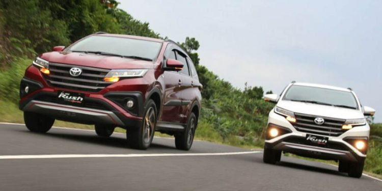 kelemahan Toyota Rush 2021