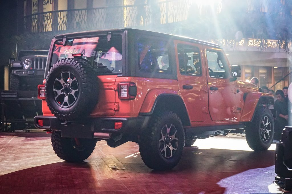 All New Jeep Wrangler 2018 Indonesia (Fransiscus Rosano/Carmudi)