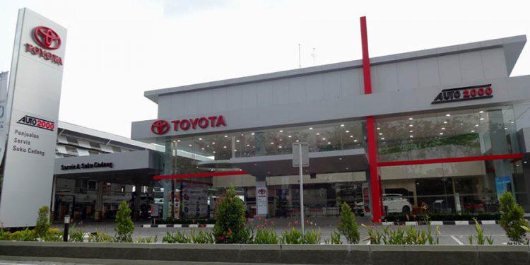 Beli Mobil Toyota