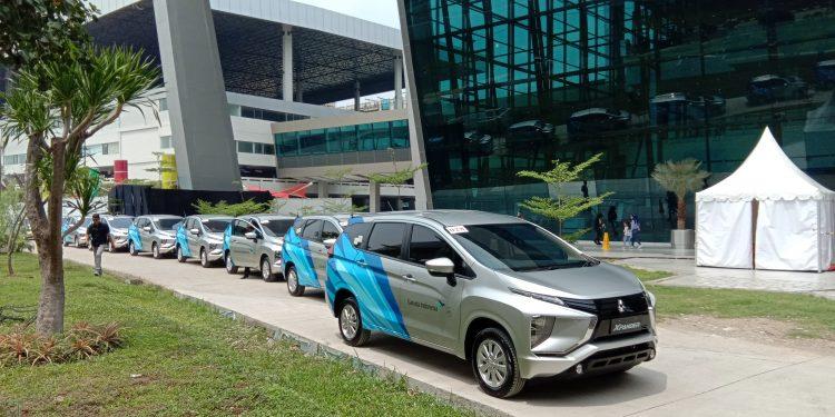 Bisnis Mitsubishi Xpander dan Garuda Indonesia