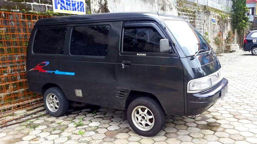 44+ Modifikasi Mobil Carry Mini Bus HD Terbaru