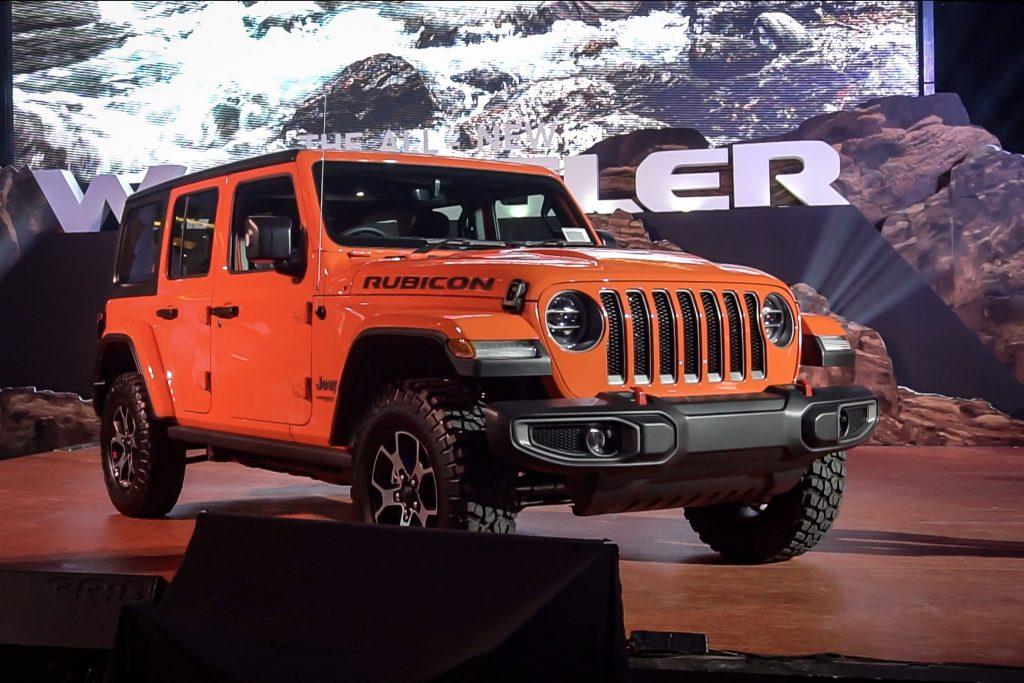 Baru Meluncur, Jeep Wrangler Langsung Ludes di Indonesia
