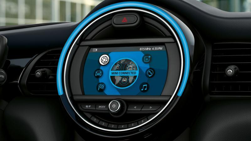 spesifikasi MINI Cooper S