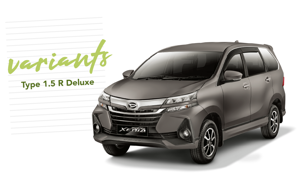 Daihatsu Great New Xenia 2019 1.5 R Deluxe