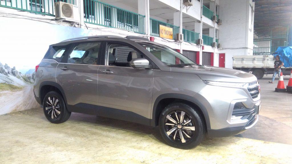 Disinggung Soal Almaz 7 Seater, Wuling Motors: Kami ...