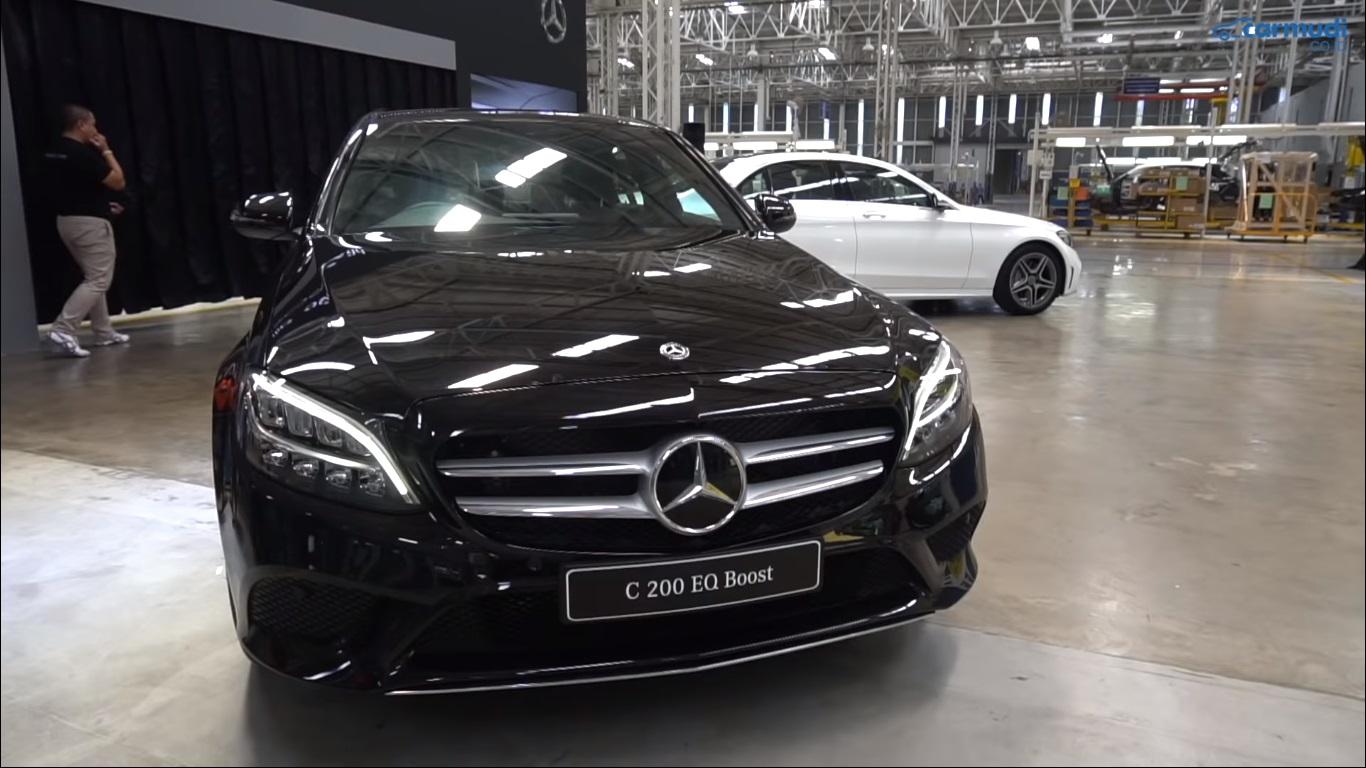 Mercedes Benz C Class C200