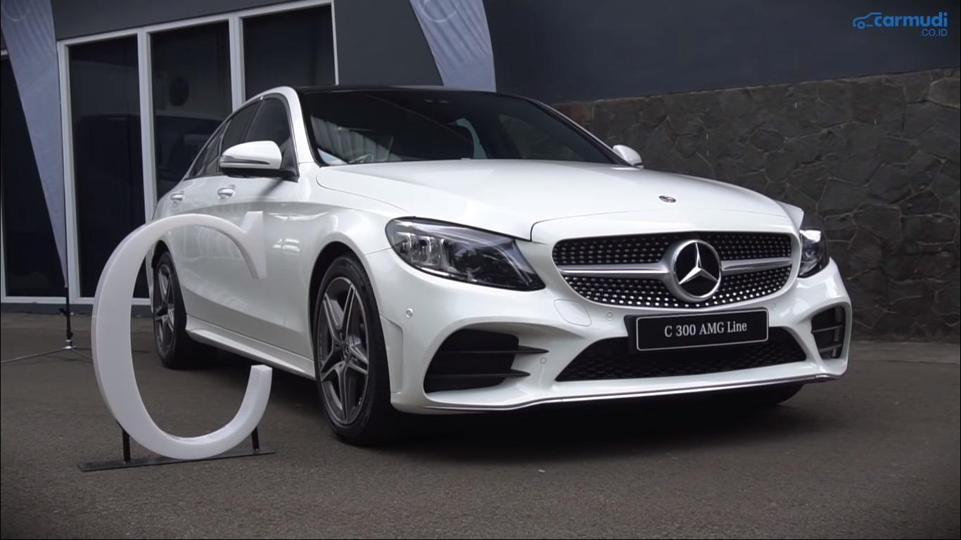 Harga Dan Spesifikasi Mercedes Benz C Class Carmudi Indonesia