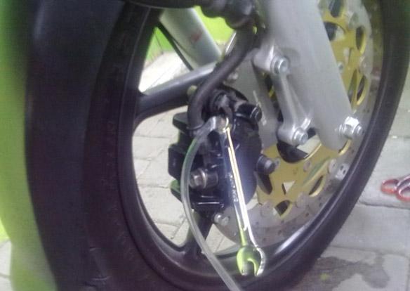Rem Cakram Motor Mulai Kurang Menggigit, Coba Cek Bagian Ini