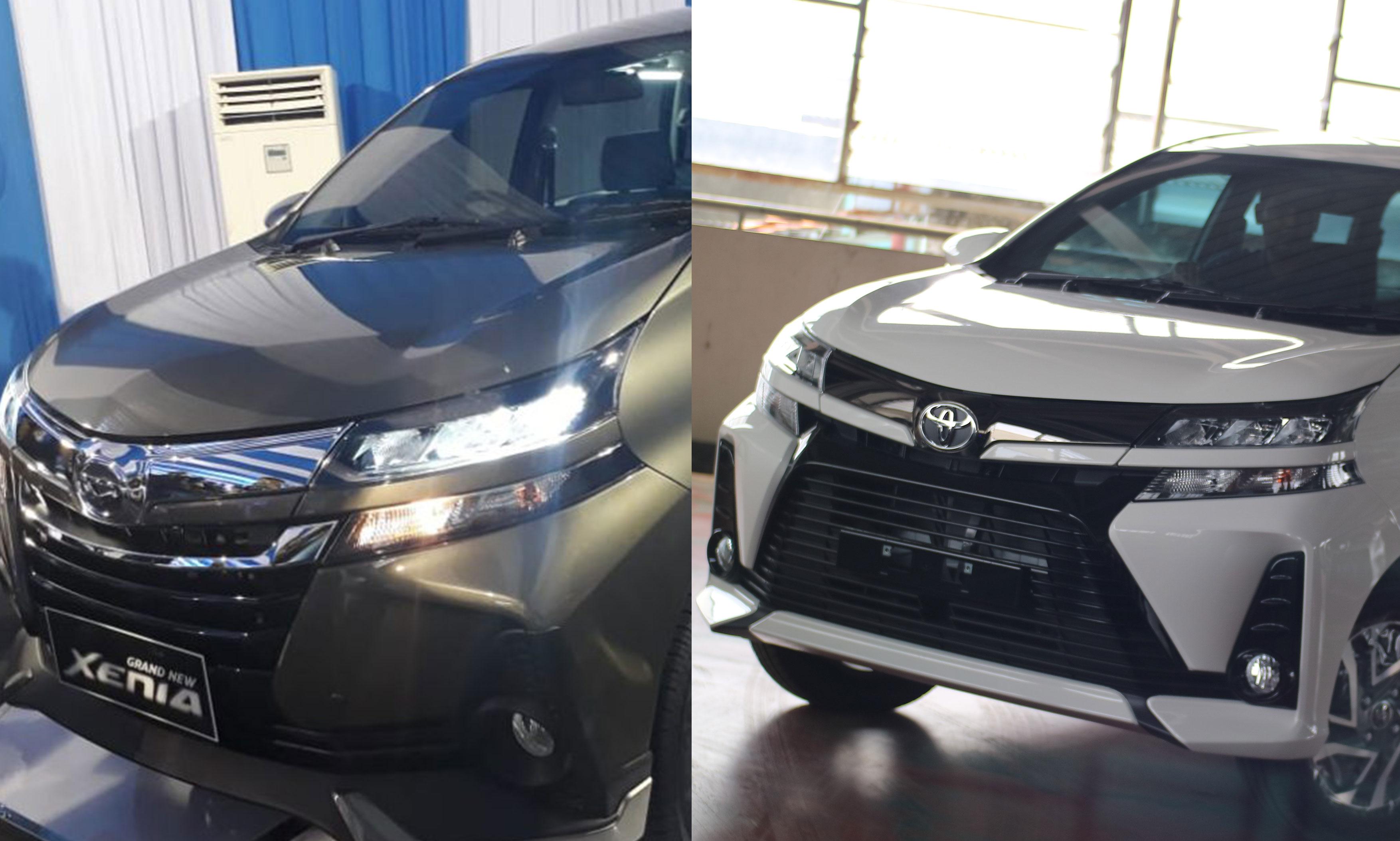 perbandingan Toyota Veloz dan Daihatsu Xenia