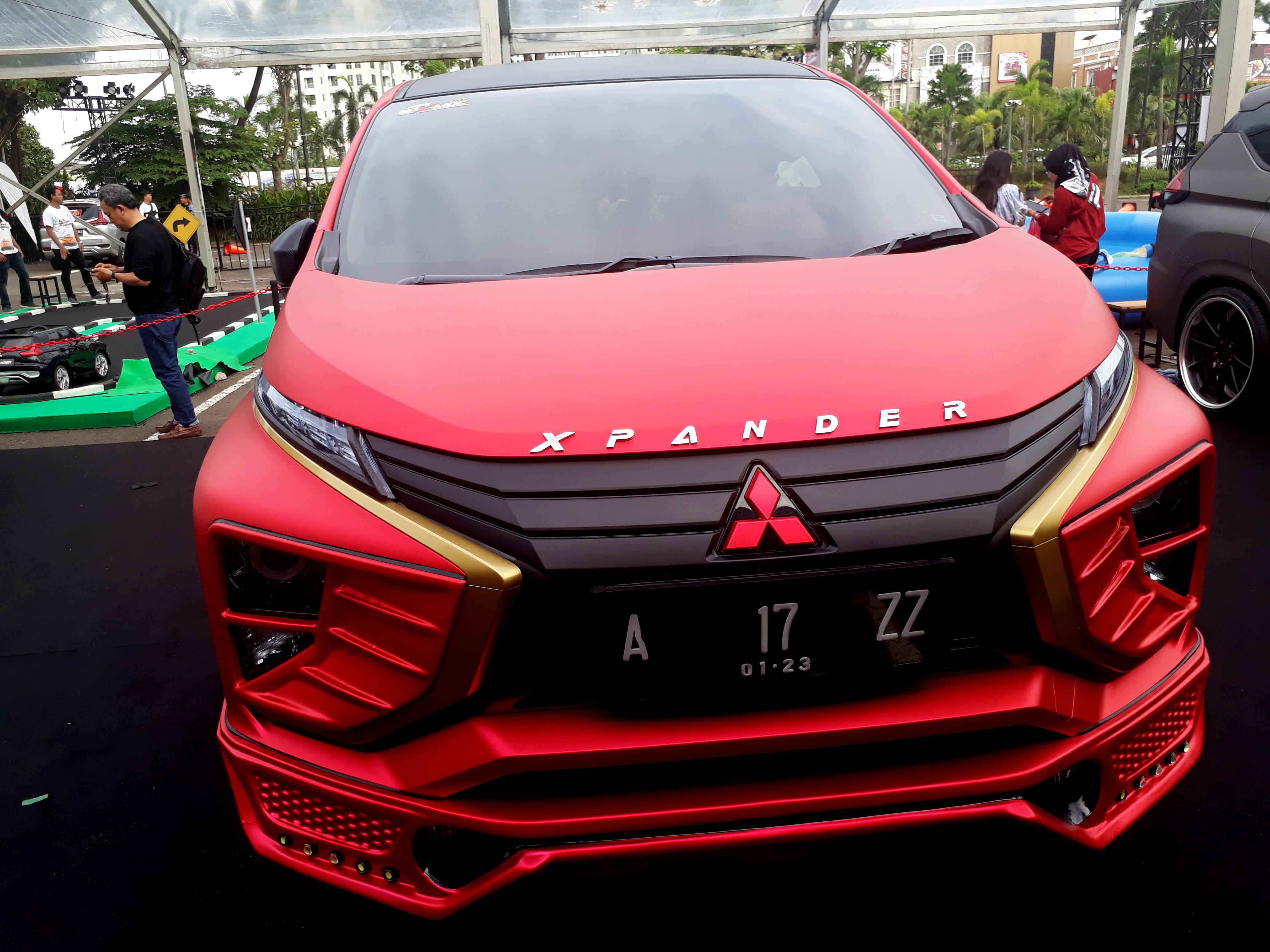 modifikasi Mitsubishi Xpander