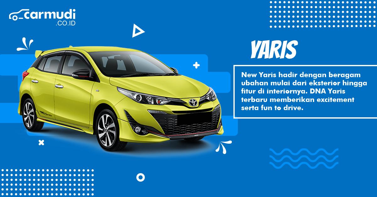 Toyota Yaris di Indonesia