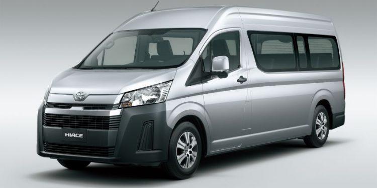 spesifikasi Toyota HiAce Premio