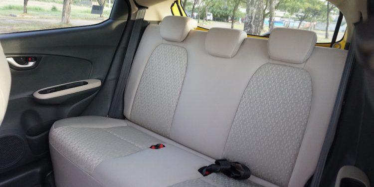All New Honda Brio Satya - Interior (Carmudi/Fransiscus Rosano)