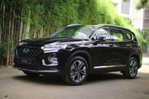 Hyundai Grand Santa Fe - Eksterior (Carmudi/Fransiscus Rosano)
