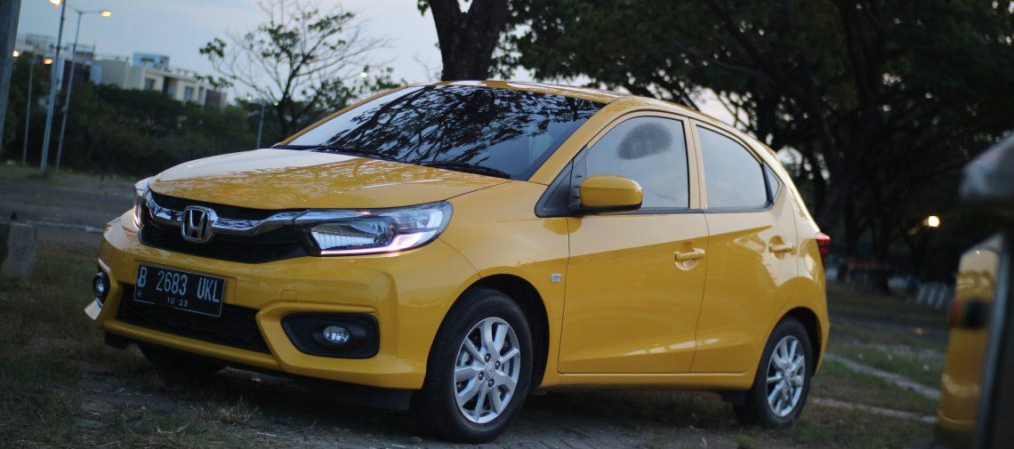 All New Honda Brio Satya - Eksterior (Carmudi/Fransiscus Rosano)
