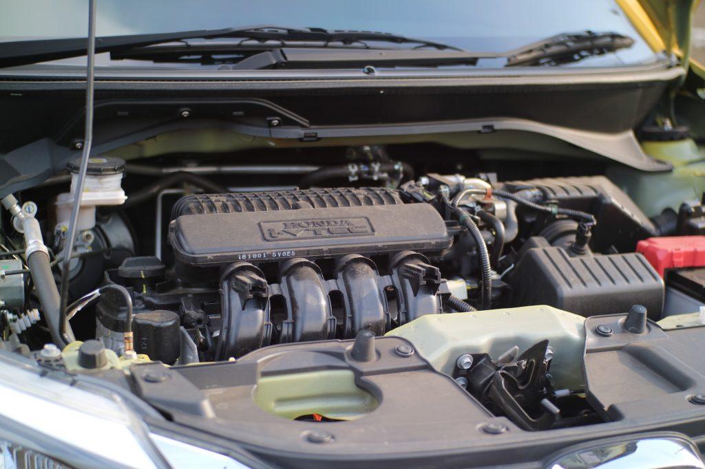 All New Honda Brio Satya - Mesin (Carmudi/Fransiscus Rosano)