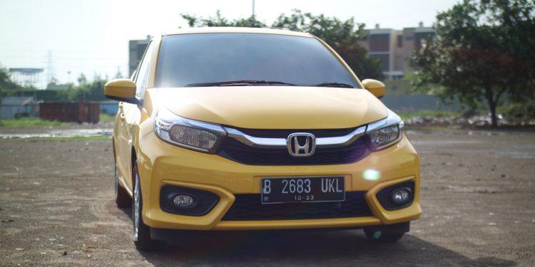 All New Honda Brio Satya - Eksterio (Carmudi/Fransiscus Rosano)