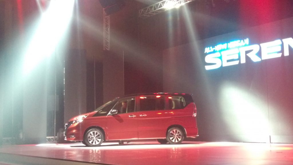 All New Nissan Serena 2019