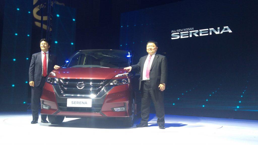 All New Nissan Serena 2019