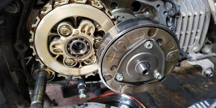 Kampas kopling motor