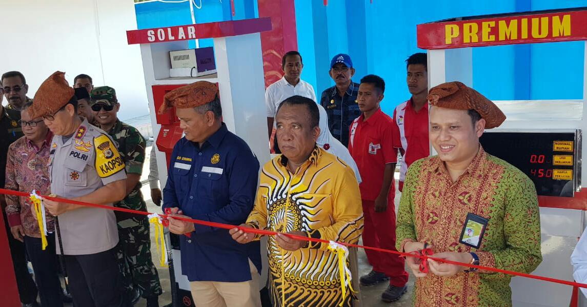 Pertamina Umumkan satu Harga di Papua dan Maluku