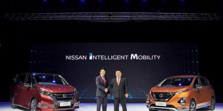 Peluncuran Nissan Livina Baru 2019