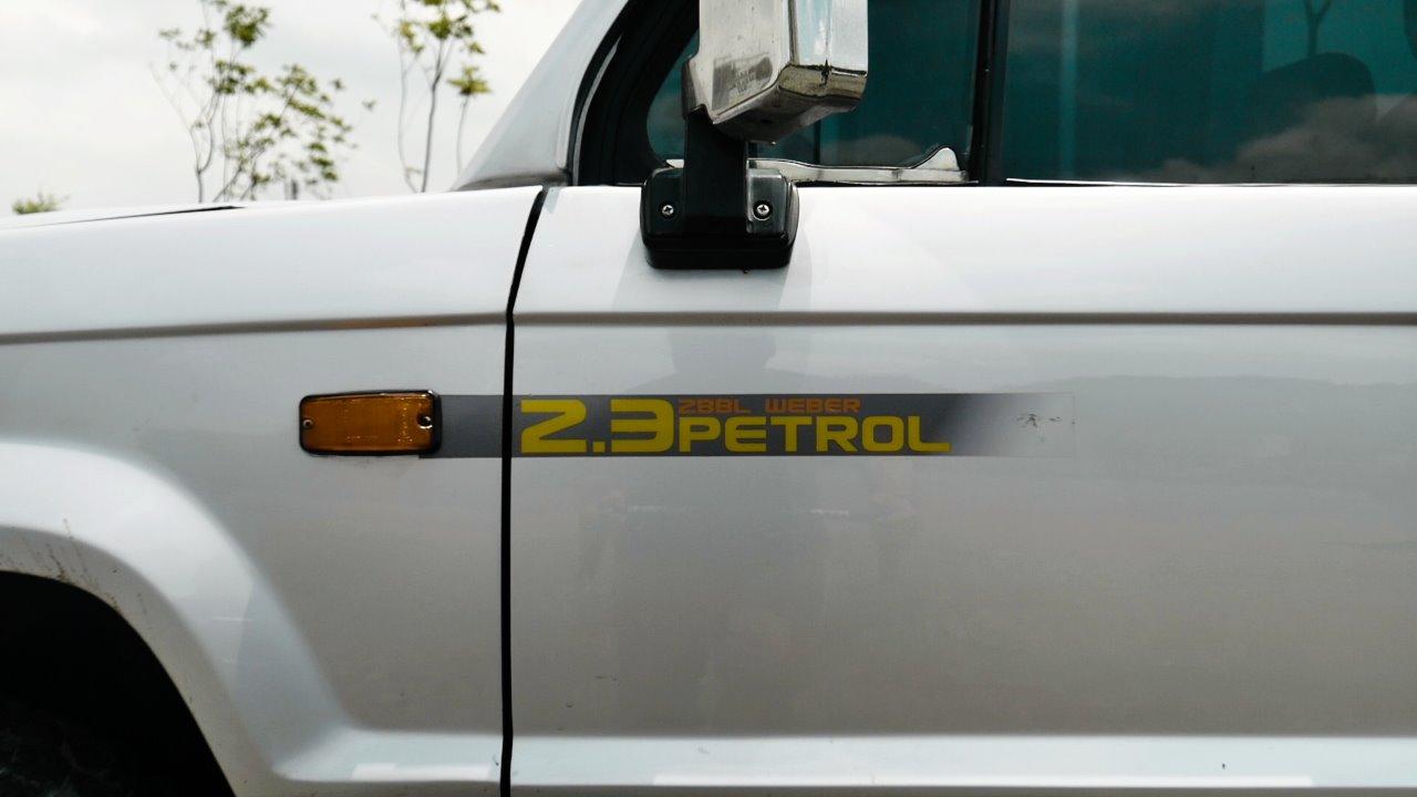 Modifikasi Chevrolet Trooper