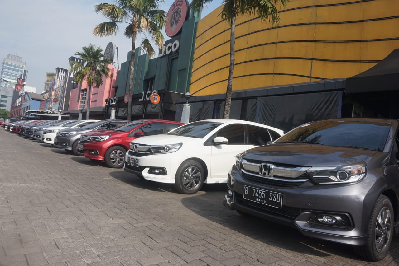First Drive New Honda Mobilio