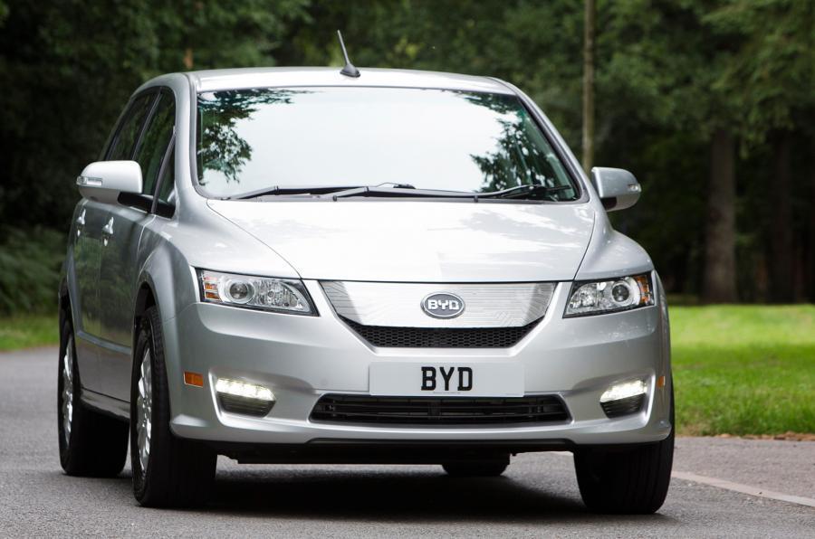 BYD, merek mobil asal Rusia